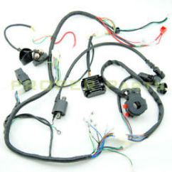 Taotao 50 Wiring Diagram Pir Motion Sensor Light Motorcycle Electrical Ignition Parts For Zongshen Ebay Complete Electrics Atv Quad 250cc 200cc Cdi Harness Lifan