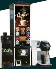 beverage snack vending for