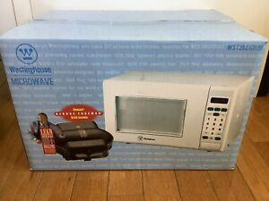 white westinghouse microwave ovens for