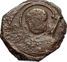 CRUSADERS of Antioch Tancred Ancient 1101AD Byzantine Time Coin St Peter i69659