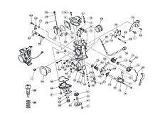 Carburadores y piezas de carburadores para motos Suzuki