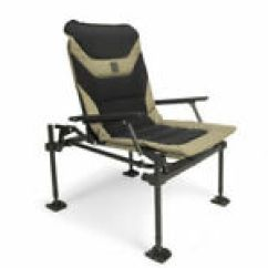 Fishing Chair Add Ons Genuine Leather Recliner Chairs Bed Ebay Korum