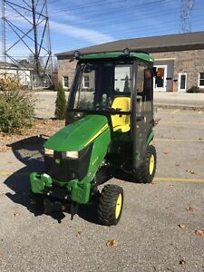 4x4 Compact Tractors For Sale : compact, tractors, Deere, Tractor, Compact, Engine, Cylinders