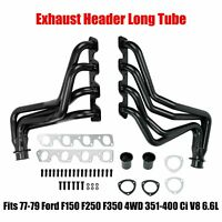 For Ford F150/250/350/Bronco 77-79 4WD 351-400 Ci V8