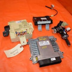 2005 Hyundai Sonata Fuse Box Diagram Dual Boat Battery Wiring Engine Computers For Ebay 2015 15 2 4l Gdi Oem Ecu Bcm Key Ignition