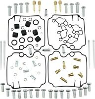 CARBURETOR GASKETS JETS REBUILD KIT YAMAHA XVS65A V-STAR