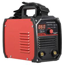 110V 220V DC Inverter Welder Mini Handheld Arc Welding Machine MMA 60-160A IGBT