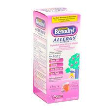 BENADRYL Over-The-Counter Cough Cold & Flu Medicine for ...