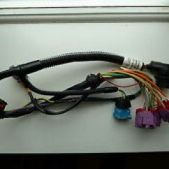 Peugeot 407 Wiring Diagram Sailboat Battery Loom Worksheet And Looms Ebay Rh Ie Radio Rd4