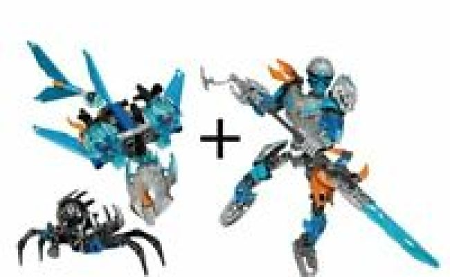Bionicle 80pcs Ketar Creature Of Stone Figures 609 2