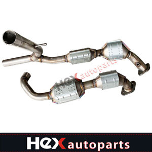 exhaust systems for 2004 ford f 150 for