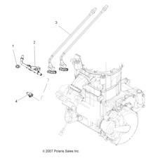 ATV, Side-by-Side & UTV Fuel Jets & Injectors for Polaris