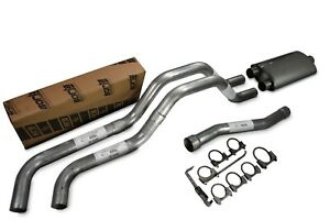exhaust systems for 2005 nissan titan