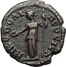 SEPTIMIUS SEVERUS 193AD Nicopolis ad Istrum Ancient Roman Coin DEMETER i70807