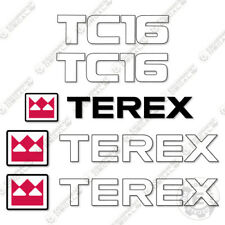 Terex Heavy Equipment Parts & Accessories for Terex