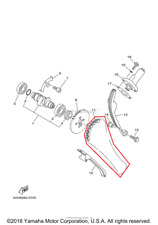 Motorcycle Chain & Belt Guards & Guides for Yamaha TTR125