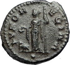 CLAUDIUS II Gothicus Authentic Ancient 268AD Roman Coin JUNO w PEACOCK i67107
