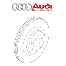Genuine OEM Front Brakes & Brake Parts for Audi Q7 for