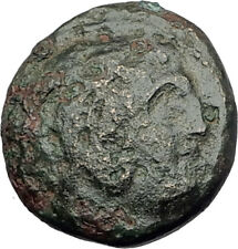 ALEXANDER III the Great 325BC Macedonia Ancient Greek Coin HERCULES CLUB i64587