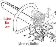 Macallister Chainsaw in Chainsaw Parts & Accessories for