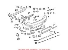 Genuine OEM Bumpers & Parts for Mini Cooper Countryman for