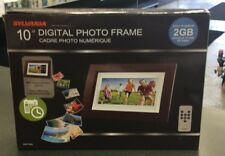 Sylvania 10 Digital Photo Frame Instructions Lajulakorg