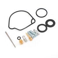 Carburetor Plunger Float Gasket Repair Carb Rebuild Kit