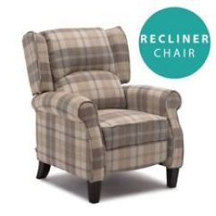 Electric Recliner Chairs Argos Turquoise Wingback Chair Slipcover Buy | Ebay