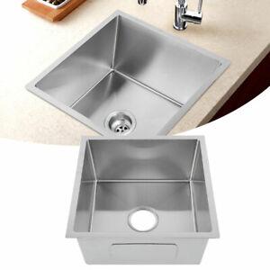 deep stainless steel sink for sale ebay
