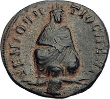 310AD Anonymous Ancient PAGAN Roman Coin GREAT PERSECUTION of CHRISTIANS i64522