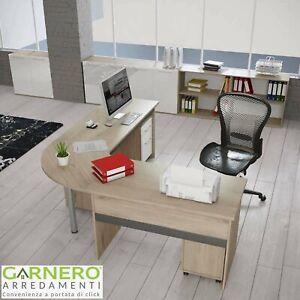 ikea 6 scrivanie bekant + 6 sedia markus. Mobili Per Ufficio Acquisti Online Su Ebay