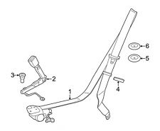 Seat Belts & Parts for 2009 Chevrolet Silverado 1500 for
