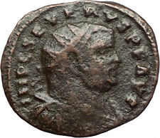 SEVERUS II Rare 305AD Alexandria Authentic Ancient Genuine Roman Coin i71012