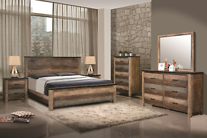 king rustic bedroom furniture sets for