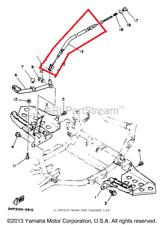 ATV, Side-by-Side & UTV Brake Lines & Hoses for Yamaha
