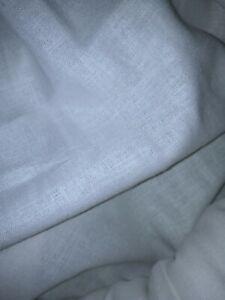 tissu lin au metre ebay