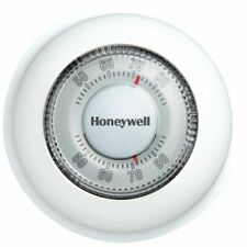 Honeywell The Round Heat Only Non-Programmable Manual Thermostat CT87K1004