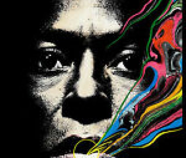 New Listingclassic Jazz Miles Davis Psychedelic Poster