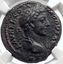 COMMODUS Gladiator Emperor 178AD Authentic Ancient Genuine Roman Coin NGC i70012