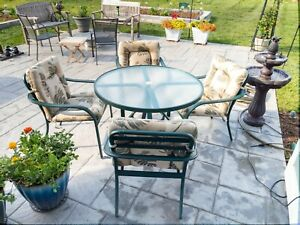 tropitone patio garden furniture for