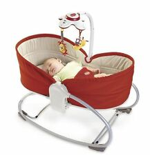tiny love bouncer chair high top table and chairs outside toddler baby bouncers vibrating ebay 3 in 1 rocker napper red s11125ry