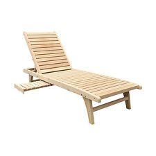 wooden porch chairs chair hammock stand patio lawn ebay foldable chaise lounge recliner outdoor indoor furniture