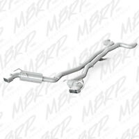 MBRP Cat Back Exhaust 409 SS 2010-2013 Camaro 6.2L V8 6
