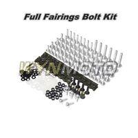 Full Bolt Kit Aluminium Fastener New For 1998 1999