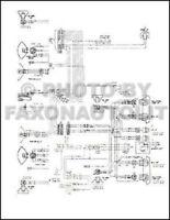 1976 GMC Astro 95 Chevy Titan 90 Foldout Wiring Diagram GM
