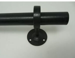 cast iron curtain rods for sale ebay