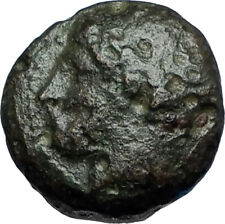 Philip II 359BC Olympic Games HORSE Race WIN Macedonia Ancient Greek Coin i67850