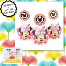 Minnie Mouse Baby Shower Party Supplies