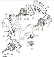 Land Rover Car and Truck Belts, Pulleys and Brackets for