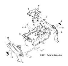 ATV, Side-by-Side & UTV Doors for 2013 Polaris RZR XP 900